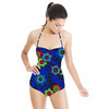 Folk Flower Pop (Swimsuit)