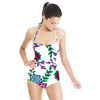 Folk Floral (Swimsuit)