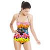 Tropical Flower 6 (Swimsuit)