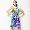 Roses With Leopar Skins 1 (Dress)