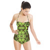 Folkloric Ferns (Swimsuit)