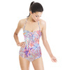 Floral Oriental Inpired (Swimsuit)