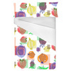 Fun, Whimsical and Colorful Fruit Design in Repeat (Bed)