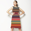 Peruvian Stripes (Dress)