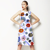 Abstract Floral Pattern (Dress)