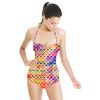 Abstract Dots (Swimsuit)
