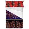 Paisley Pop Stripe (Bed)