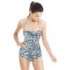 Blue Leopard (Swimsuit)