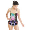 Snake Skins Colorful (Swimsuit)