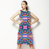 Butterfly Kaleidoscope (Dress)