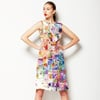 Color Geometric - ESTP_DIANA_0005 (Dress)