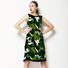 Brush Stroke Camouflage (Dress)