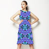 Ethnic Abstract Geometric Pattern 6 (Dress)