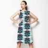Vintage Floral - 2 (Dress)