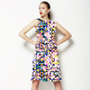 Multicoloured Mosaic (Dress)