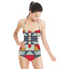 I Love Modernism (Swimsuit)