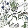 Flowers Illustration Pattern (Original)