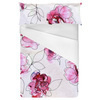 Hand Drawn Watercolor Roses Seamless Pattern (Bed)