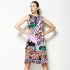 Abstract Floral1 (Dress)