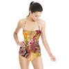 Abstract Flower (Swimsuit)