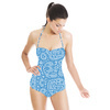 Recursive Coupled Turing Pattern Number One (Swimsuit)