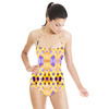 Ikat Fragmented (Swimsuit)