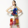 Abstract Brush Strokes (Dress)