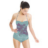 Vintage Style Floral (Swimsuit)