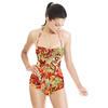 Antique Floral (Swimsuit)