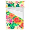 Tropical Floral Digital Print (Bed)