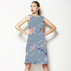 Baroque Abstract Paloma Grey Co-Ordinate (Dress)