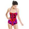 Colourlful Flowers (Swimsuit)