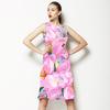 Flower Collage Pink (Dress)