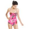 Flower Fuschia (Swimsuit)