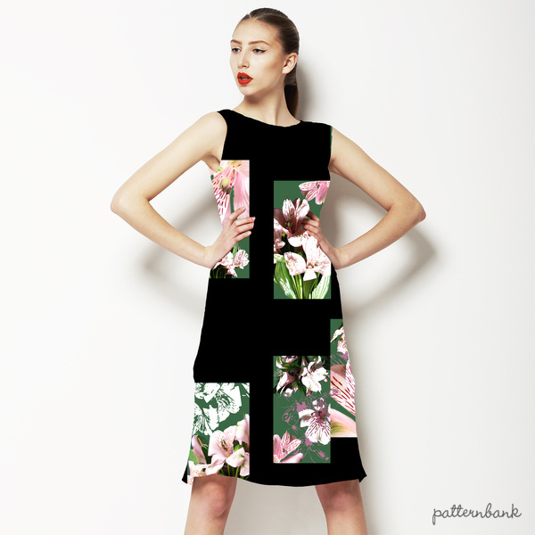 588 Floral Biombo