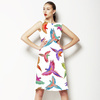 Watercolor Parrots (Dress)