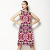 Mysterious Florals No5 in Floral Pattern Collection (Dress)
