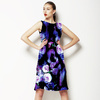 Thrilling Florals No2 NON Repeat Pattern (Dress)