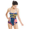 Bright Patchwork 2 (Swimsuit)