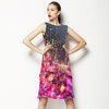 Painted Floral 4 (Dress)