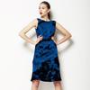 Dark Marble Print (Dress)