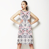 Watercolor Ethnic (Dress)