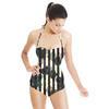 Flower Stripes (Swimsuit)