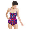 Fluo Ornamentals (Swimsuit)
