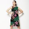 Tropical Leaves (Dress)