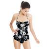 Dark Floral (Swimsuit)