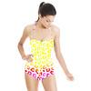 Neon Leopard (Swimsuit)