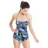 Hummingbird and Flowers (Swimsuit)