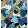 580 Geo Camo Stripes Print (Original)