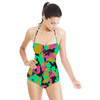 Abstract Tropical (Swimsuit)